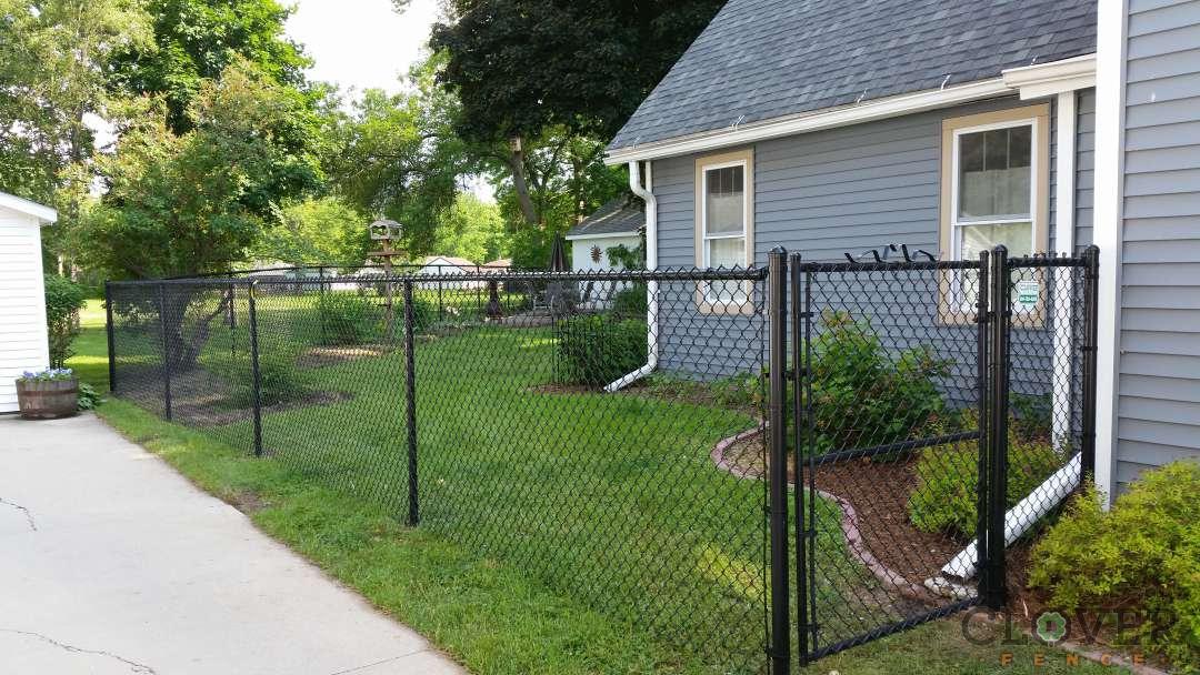 clôture à Chambly